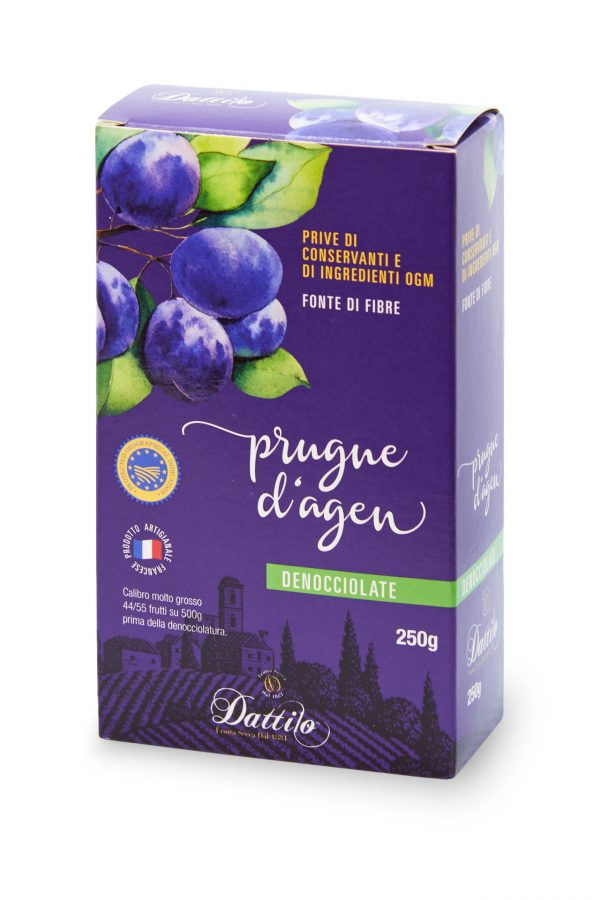 Prugne secche denocciolate Premium