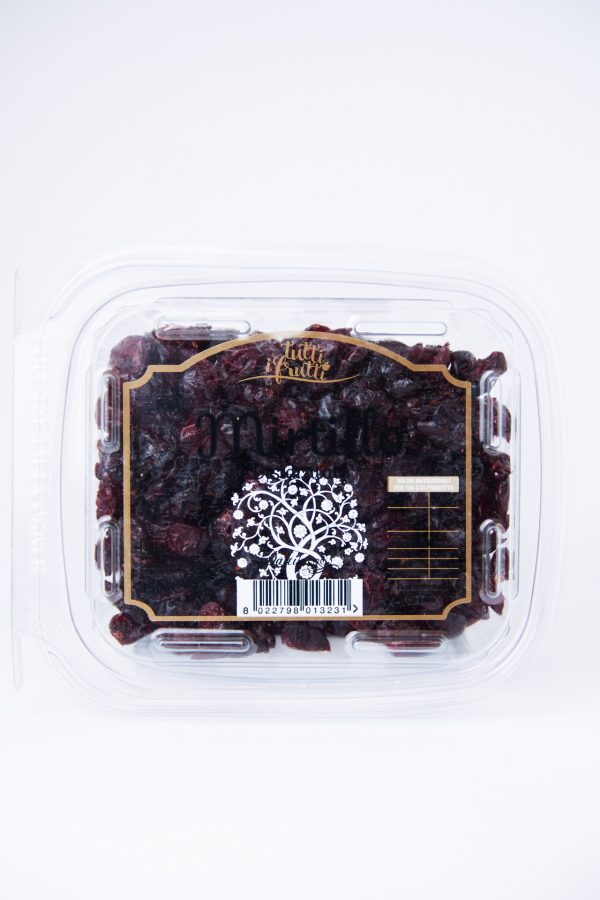 mirtillo cranberry disidratato
