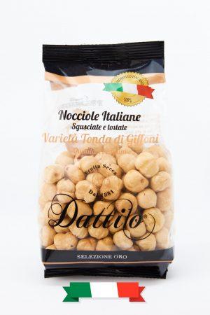 nocciole italiane sgusciate e tostate