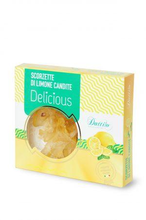 Scorzette di Limone candite