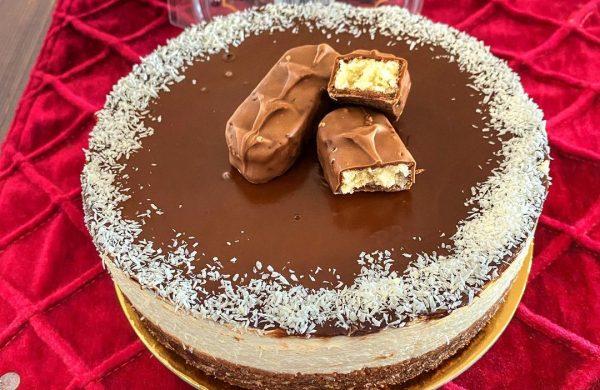 Ricetta Torta Bounty